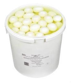 vejce vařená loupaná