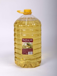 olej-rostlinný